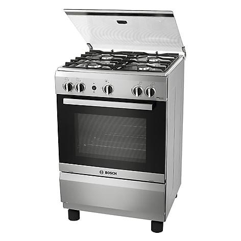 Cocina Bosch 4 Quemadores Pro425 HSG14I20SE Inox
