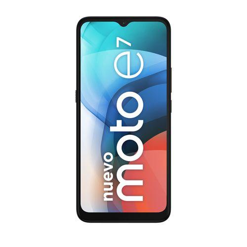 Smartphone MOTO E7 GRIS CLARO