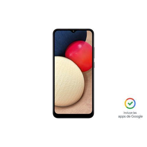 Smartphone A02S NEGRO CLARO